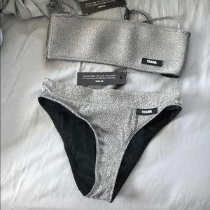 never worn!!! BRAND NEW Triangl Bikini:)
